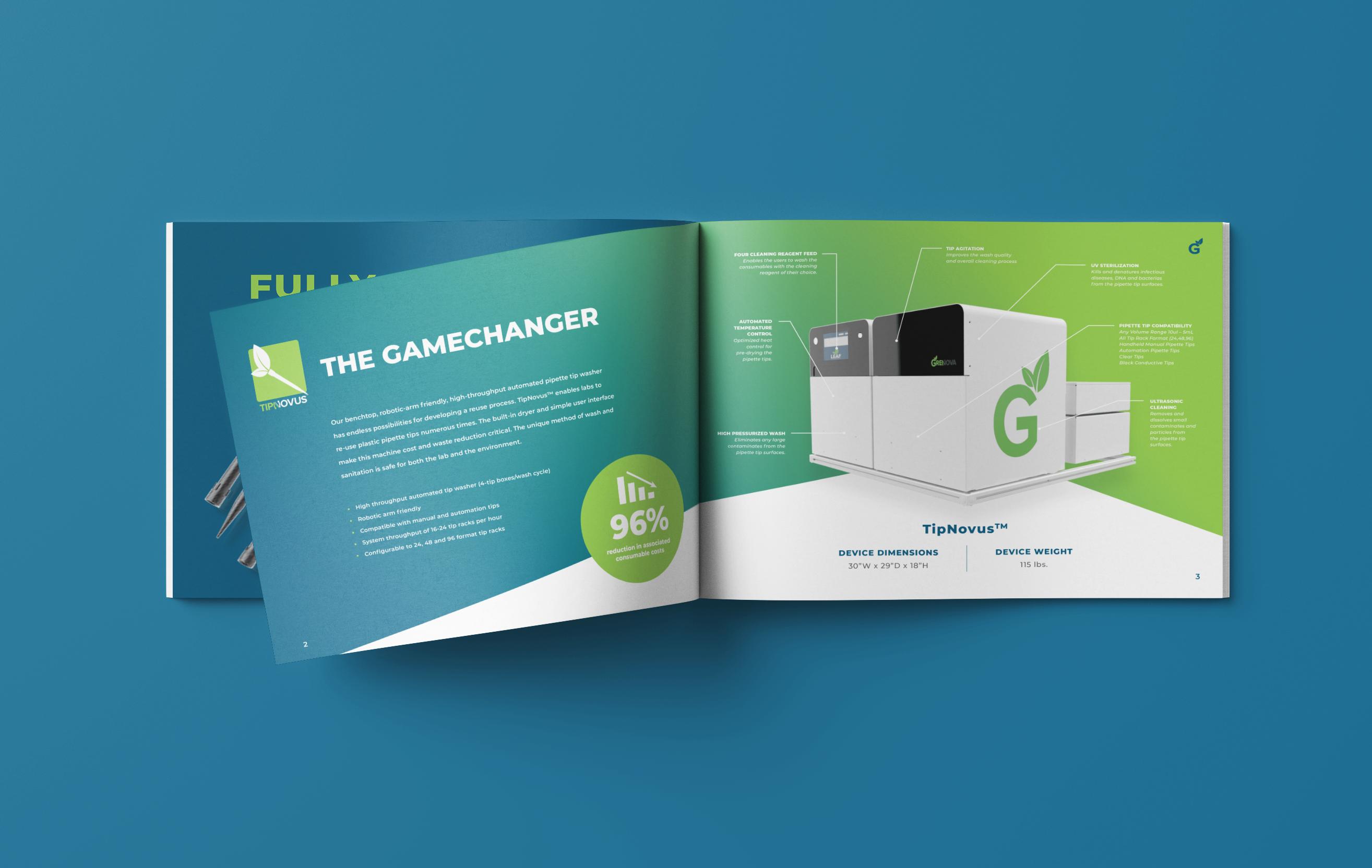 Grenova Product Booklet